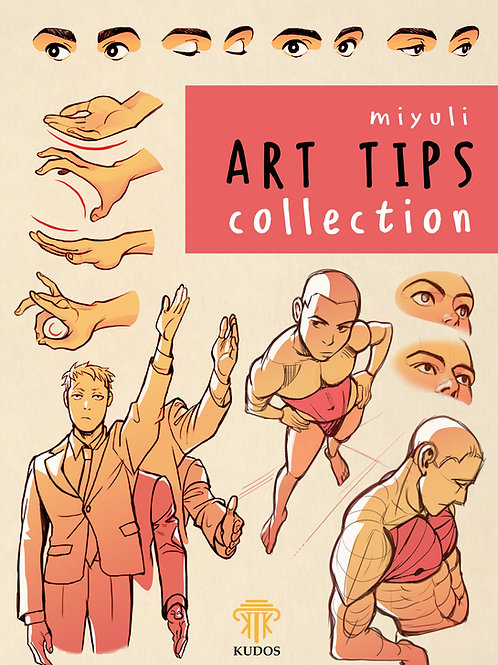 [Ebook] Art Tips Collection by Miyuli