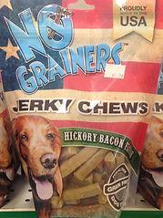 No Grainers Jerky Chews