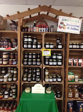 Gourmet Preserves and Jellies