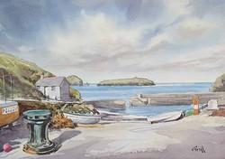 Mullion harbour, Cornwall