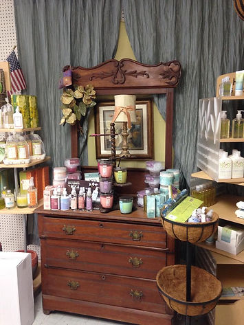 Candles and Lotions