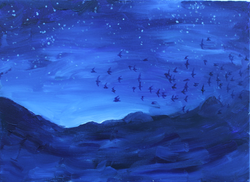 migration by the stars