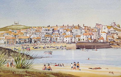 St Ives by George Griffiths