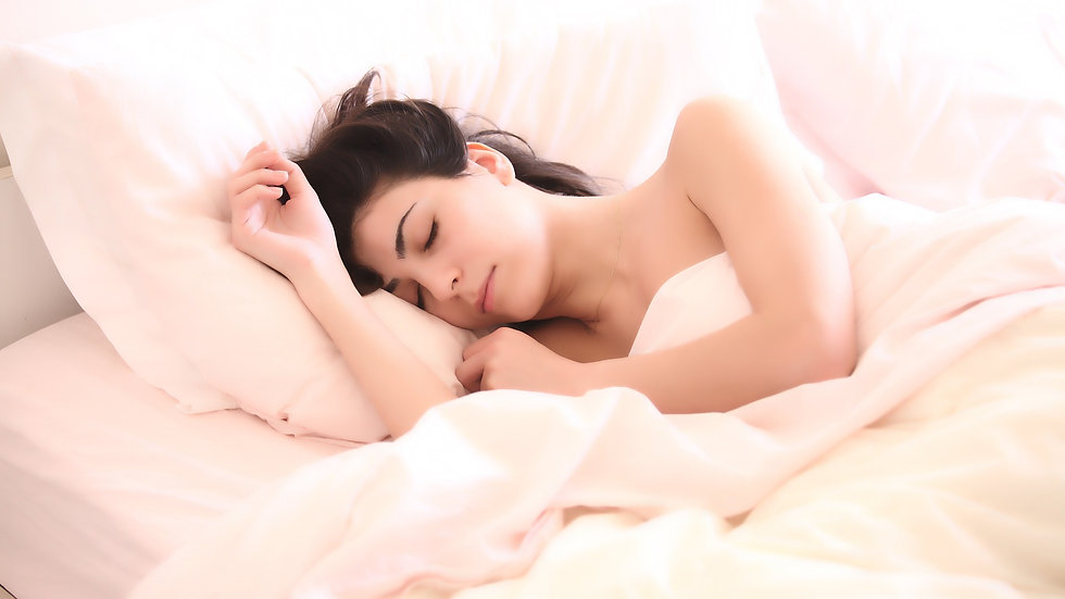 Interupted Sleep Relaxation