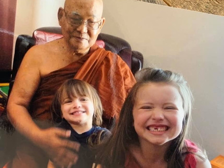 Loving Kindness Bedtime Ritual with Kids
