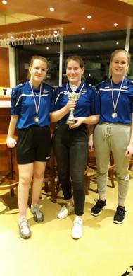 Clubkampioenschappen meisjes