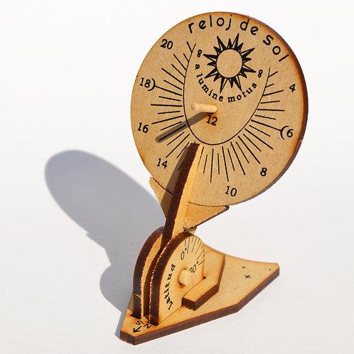 Reloj de Sol Universal M01