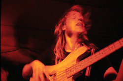 Henry Farmer DC Star Bassist