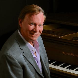Carlton Saunders Piano Portrait