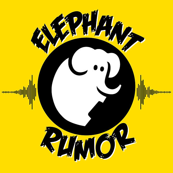 Elephant Rumor CD Jacket Cover Large cop