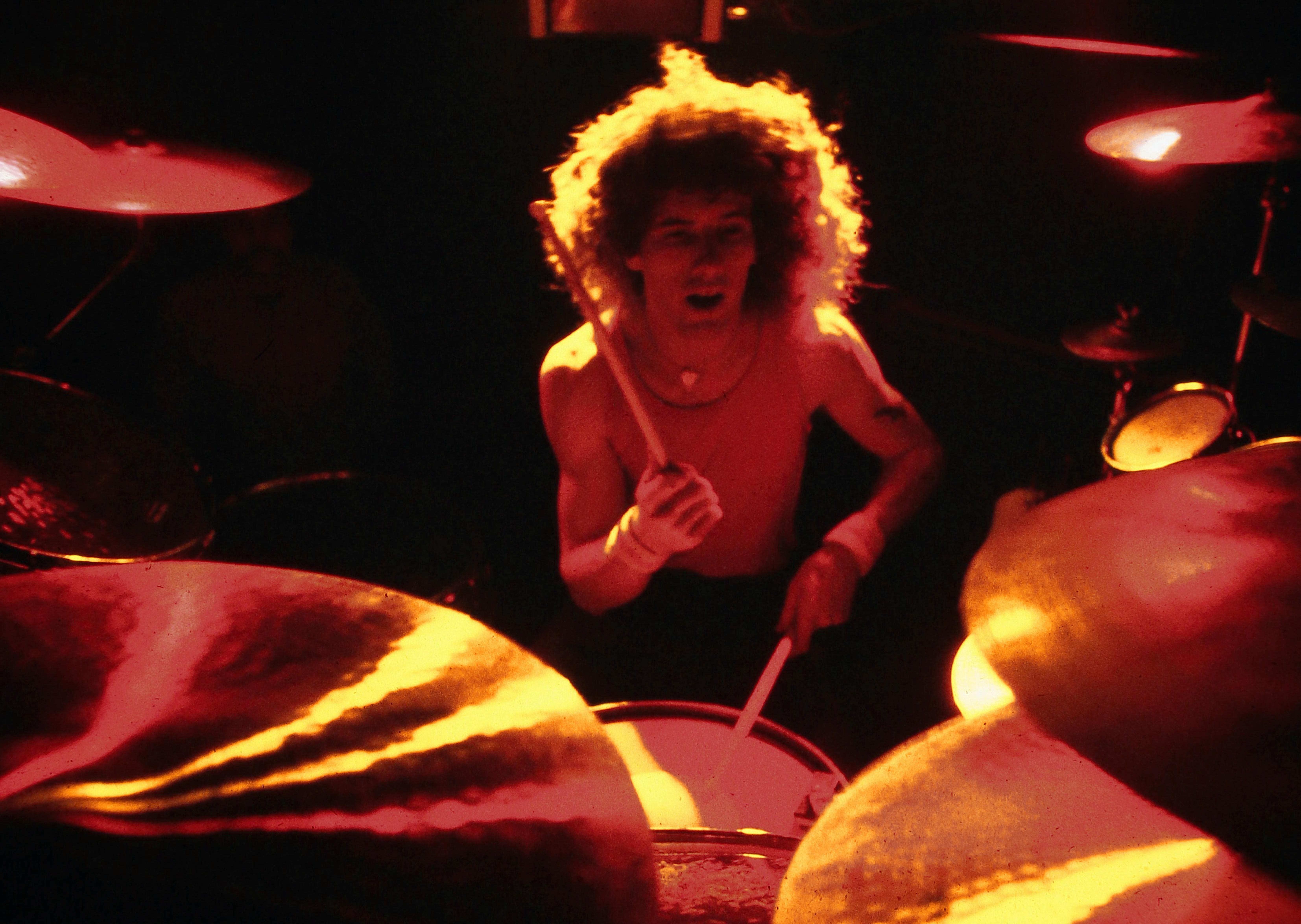 Glenn Jones - DC Star Drummer