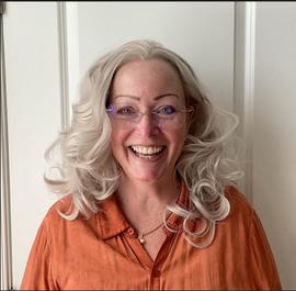 Susan Singer gone Gray