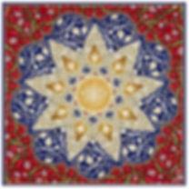 bahai star maroon with greatest name.JPG