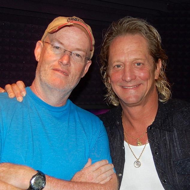 Producers John Grant and David Simmons