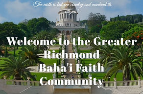 Richmond Virginia Baha'i's