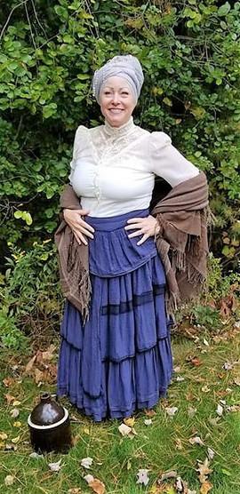 Susan Singer owned costume
