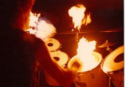 Glenn Jones flaming solo!