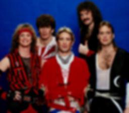 DC STAR 1984 shoot