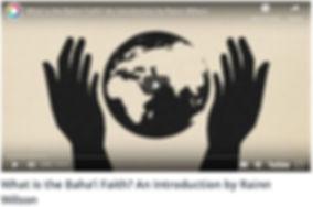 Baha'i Faith Introduction Rainn Wilson