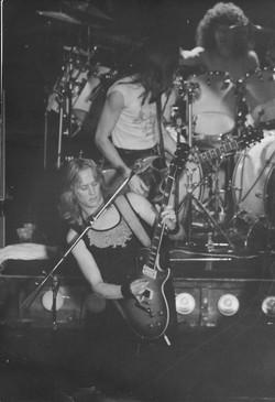 DC Star at The Bayou 1978