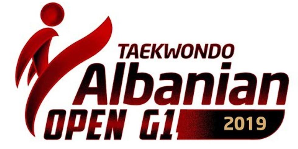 Albania Open G1 - Τίρανα Αλβανία