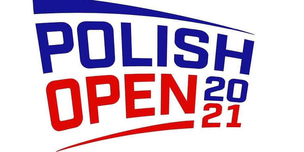 Polish Open G1 - Βαρσοβία Πολωνία
