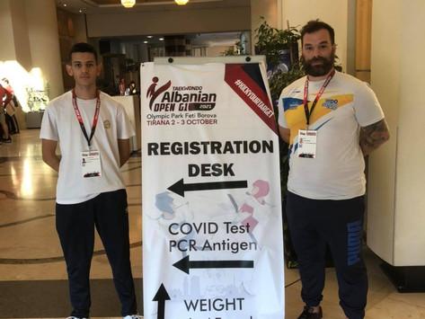 Στο διεθνές πρωτάθλημα Τιράνων
