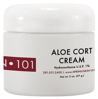 SKIN 101 Aloe Cort Cream