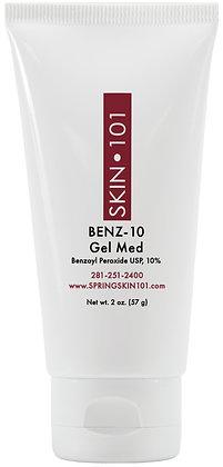 SKIN 101 Benzaderm Wash with Aloe Vera