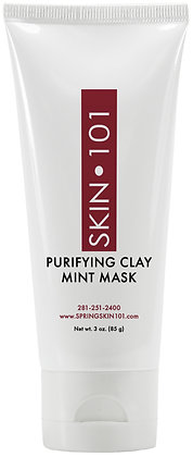 SKIN 101 Purifying Clay Mint Mask