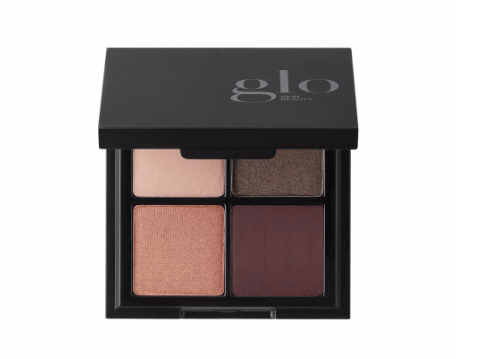 Glo Minerals Eye Shadow Quad - Rebel Angel