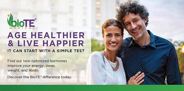 BioTE Hormone Replacement