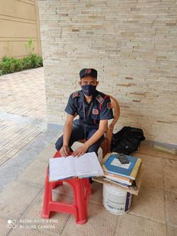 ESPL SG MAINTAINING REGISTER
