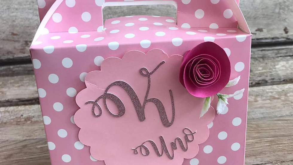 Birthday flower Box (Dozen) 12 Units