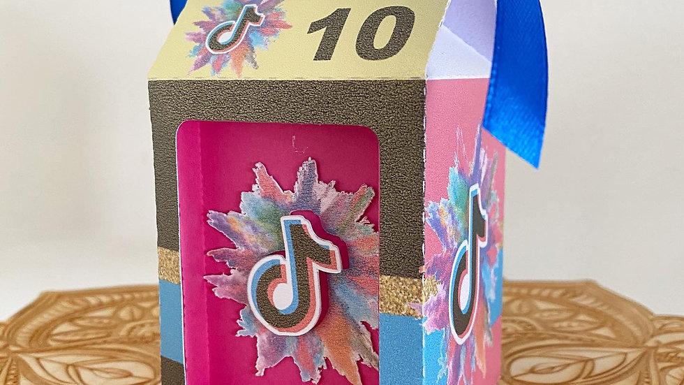 Tik-Tok Birthday Box (Dozen) 12 Units