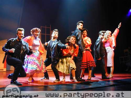 Grease Das Musical!
