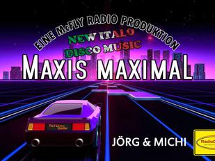 MAXIS MAXIMAL (The New Italo Music) (Folge 14)