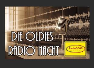 Die Radio-DD63 Oldie Nacht