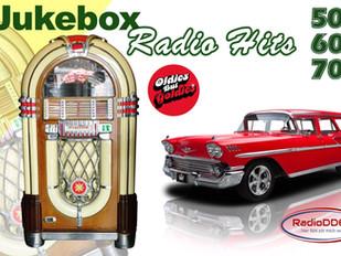 JUKEBOX & RADIO HITS (Oldie Radioshow)(36/2020)