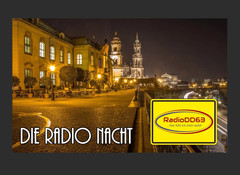 Die Radio-DD63 Montag Nacht