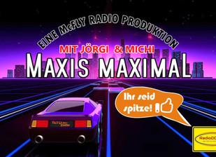 MAXIS MAXIMAL (The Long Versions) (Folge 25)