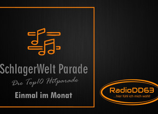 SCHLAGER WELT PARADE (September)