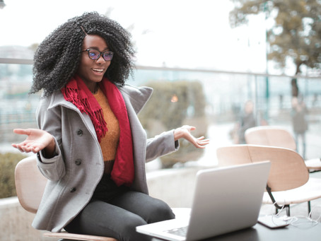 Oh, the zoomanity!—easy ways to create human connections on video calls
