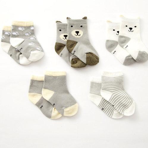 Носочки для малышей в ассортименте