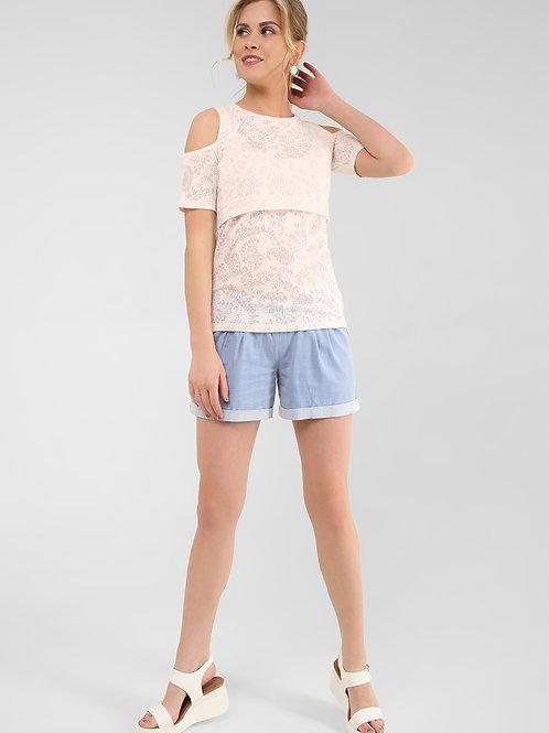 Блуза для Беременных и Кормящих мам
