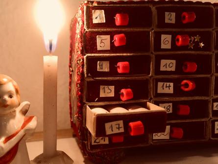 Alle Jahre wieder... weihnachtliche Rituale.