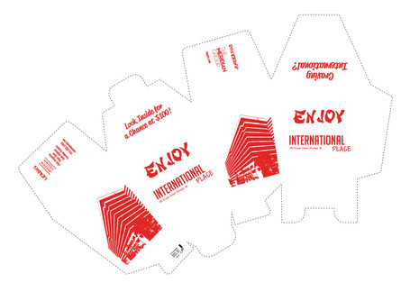 Promotional invitation packaging