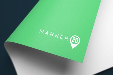 Marker 20 Brochure Cover