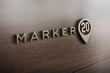 Marker 20 Tenant Sign Mockup