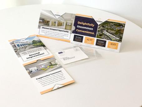 Unique direct mailers